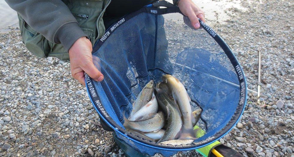 La pesca in Bashkiria sul lago